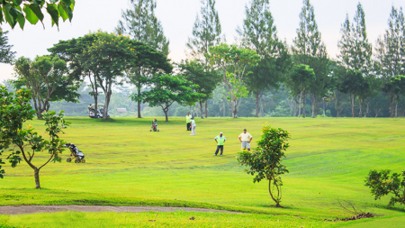 Take a Peek with the Oldest Golf Area at Sta. Barbara