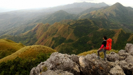 Mt. Napulak: Igbaras' Highest Peak