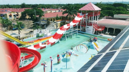 Thrilling Waterpark Getaway at Waterworld, Iloilo