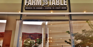 Farm to Table – Lifestyle Restaurant with an Advocacy