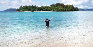 Malangabang Island – Concepcion's Beach of Corals