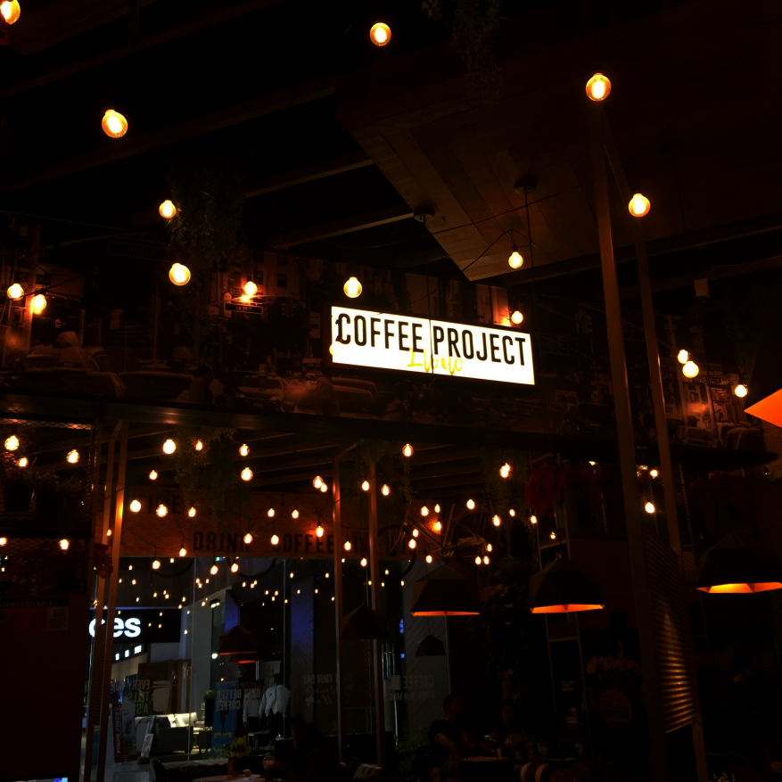 A Café Experience like No Other – Coffee Project