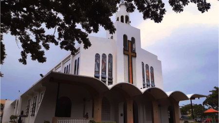 The Pride of the Ogtonganons —The Parish of the Immaculate Conception