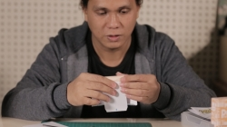 The Lost Novelty of Paper Folding with Noli Umahag