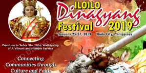 Dinagyang 2019 Opening Salvo Kicking Off Tomorrow, January 11