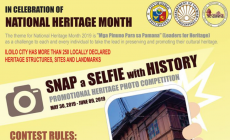 Contest Alert: Take a Selfie With Iloilo City Heritage Sites & Win Up to 7K